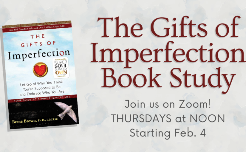 Book Study: The Gifts of Imperfection