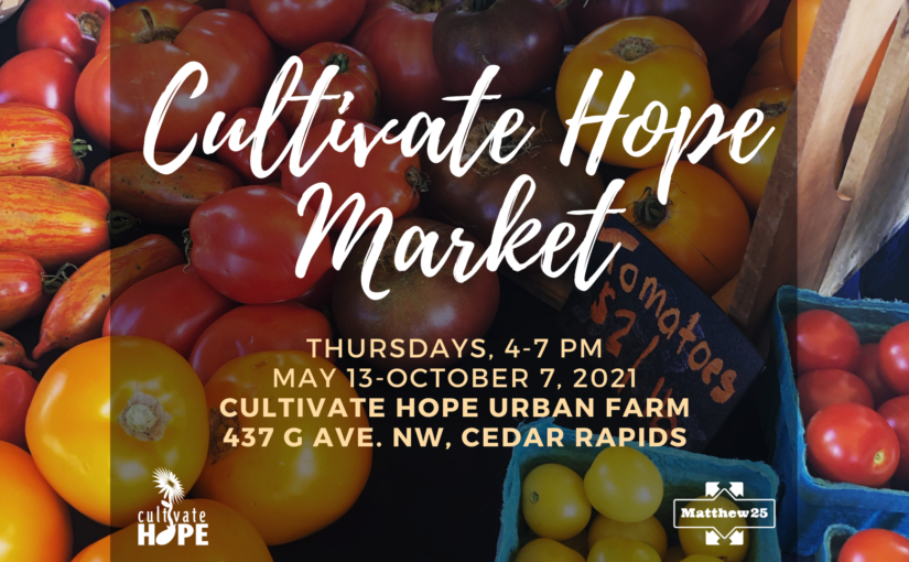 Cultivate Hope Market