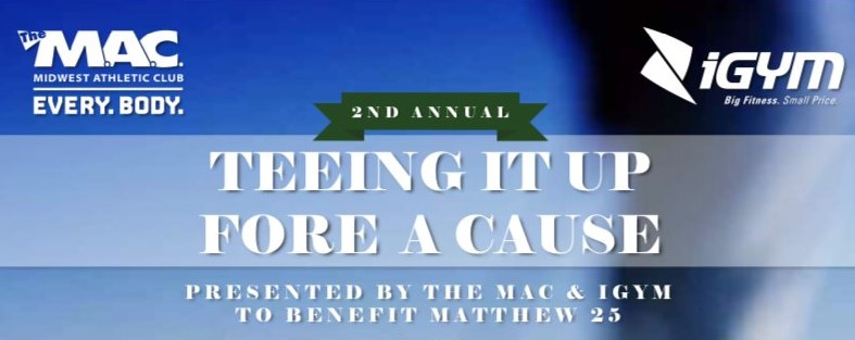 2nd Annual Teeing It Up Fore A Cause Golf Event